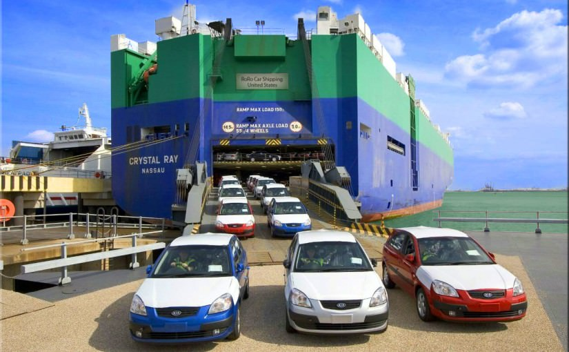What Items Are Required To Ship A Car Overseas