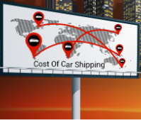 Costs Of Car Shipping (Infographic)
