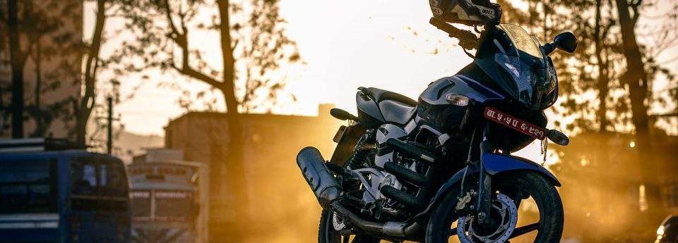 motorbike shipping