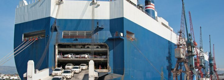 Car Shipping to Gemlik