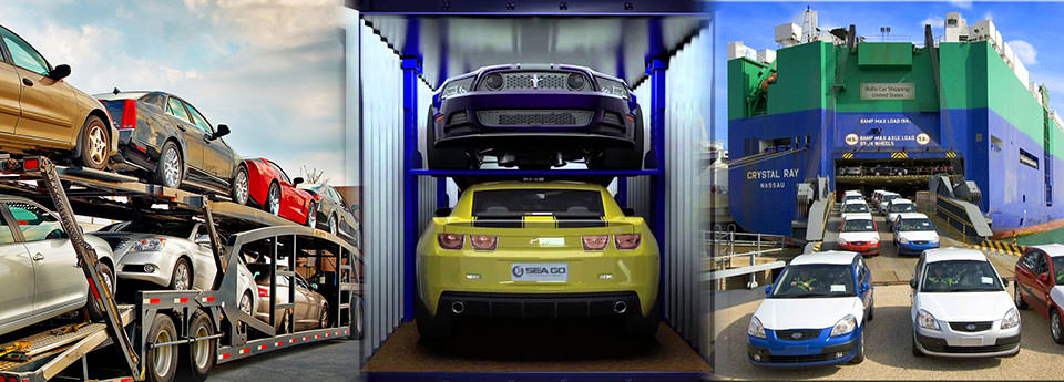 Car Shipping Methods - First Base Freight Ltd