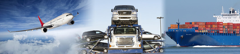 International Car Shipping & Vehicle Shipping