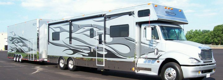 Motorhome shipping tips