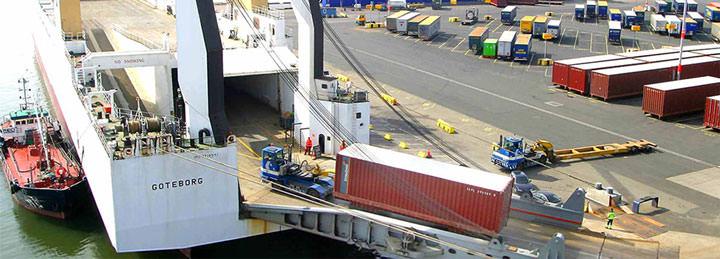 Roll On/Roll off car shipping to Dar es Salaam