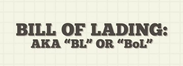 What Is a Bill Of Lading (BOL)